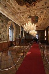 Wallenstein Palace(Valdštejnský palác) - Indoors