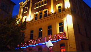 Novotného footbridge - Charles Spa (Karlovy Lazne) - Music and Dance Club