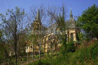 St. Apollinaire Church (kostel sv. Apolináře)