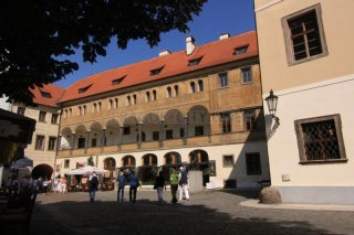 Ungelt - the Granovských Palace