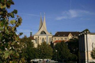 Prague 2, Emmaus (Emauzy)