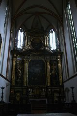 St. Stephen´s Church - interior