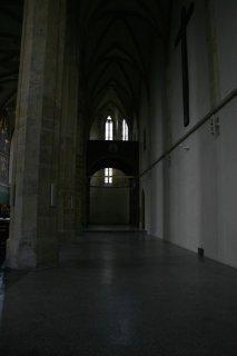 Prague 2, Emmaus (Emauzy) - interior