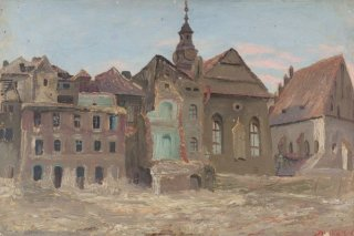 Jan Minarik - redevelopment of jewish ghetto