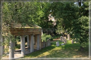 The Old Jewish Cemetery in Prague´s Žižkov