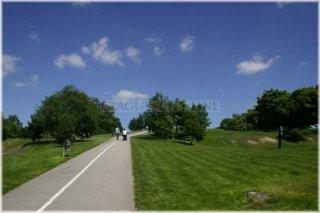 Parukářka Park and Holy Cross Hill (czech: Vrh svatého Kříže)