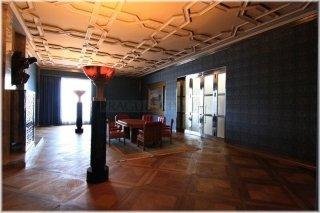 Prague 3 - National Memorial at Vítkov - the Presidential Lounge