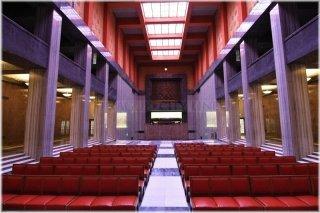 Prague 3 - National Memorial at Vítkov - Ceremonial hall
