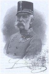 Emperor Franz Josef I.