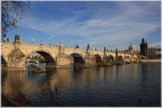 Prague 1 - The Charles Bridge