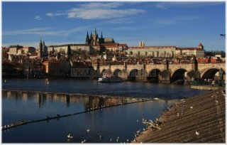 Prague 1 - The Charles Bridge and Prague Castle
