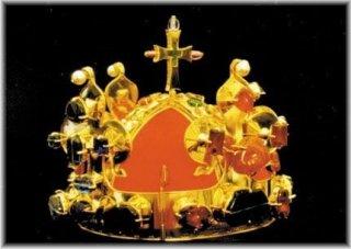 Czech Crown Jewels - Crown