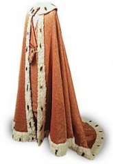 Czech Crown Jewels - Coronation Cloak