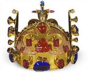 Czech Crown Jewels - Crown of St. Wenceslas