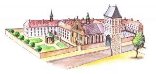 Former - Royal Courtyard – Residence of the Bohemian Kings