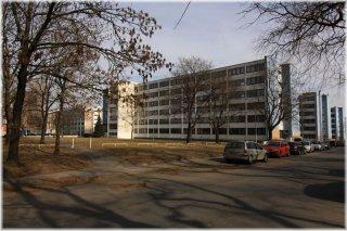 Strahovské koleje (eng: Strahov dormitory)