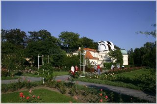 Petrin - The Rose Garden and Štefánik´s Observatory