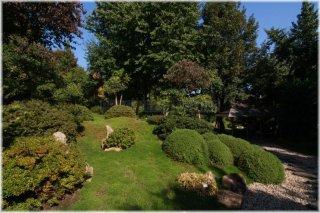 Botanic Garden in  Prague  Troja - Japanese Garden