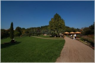Botanic Garden in  Prague  Troja