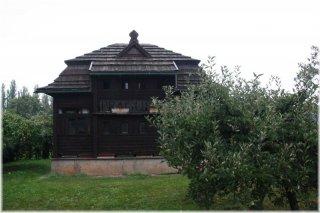 Prague castle - Production garden (also Lumbe garden), Masaryk´s beehive,