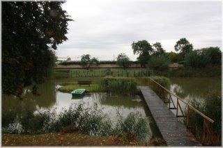 Prague castle - Production garden (also Lumbe garden)