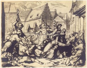 Jewish pogrom of Easter in 1389