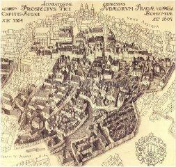 zidovske-mesto-na-pocatku-19-stoleti-podle-langweilova-modelu