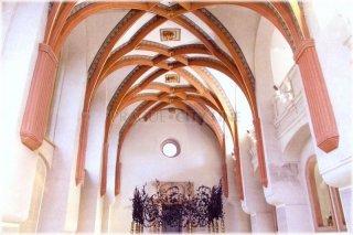 Pinkas Synagogue (czech: Pinkasova synagoga) - interior