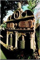 The tomb of Rabi Löw