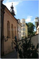 Jewish Old Town  - High Synagogue (Vysoká synagoga)
