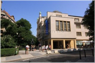 The Spanish Synagogue - Jewish Museum