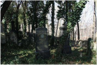 The Old Jewish Cemetery in Smíchov