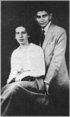 Franz Kafka to his fiancee Felicia Bauer