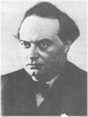 Czech Writer Franz Werfel