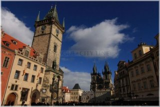Prague 1,  Old Town Square  - Old Town Hall