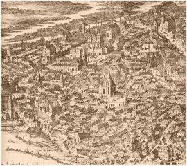 Prague Old Town (1683)