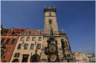 Prague - Old Town Square - Old Town Hall