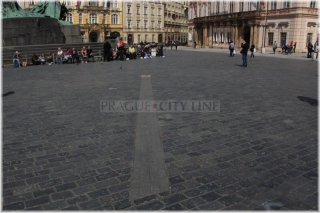 Old Town Square - Prague Meridian