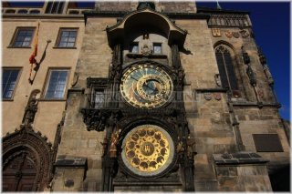 Old Town Astronomical Clock (czech: Orloj)