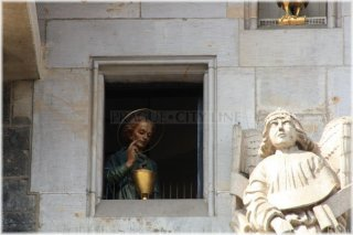 Prague, Old Town Square, Old Town Astronomical Clock – Statues of the apostles