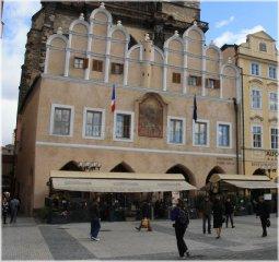 Old Town Squarel - Týn School