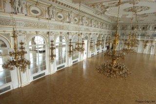 Prague castle - Spanish Hall