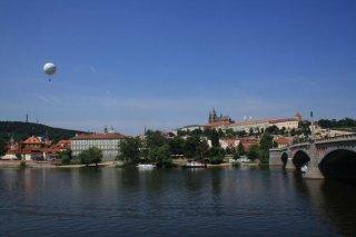 Prague 1 - Prague Castle - View of Prague Castle