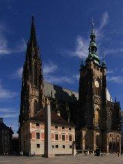 Prague Castle- St. Vitus Cathedral
