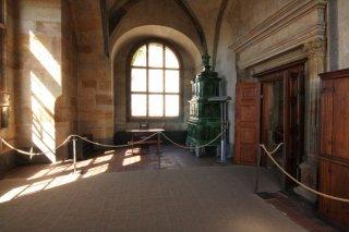 Prague Castle- Old Royal Palace