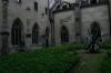 Prague 2, Emmaus (Emauzy) - garden