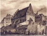Old New Synagogue (about 1850)