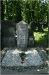 Grave of Franz Kafka in New Jewish Cemetery