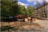 Petrin Hill - Kinský Garden (Kinského zahrada) - playground