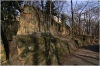 Kinský Garden (Kinského zahrada) - the sandstone rocks